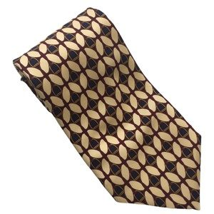 Men's Paolo Designed By Paolo Gucci 100% Silk Tie